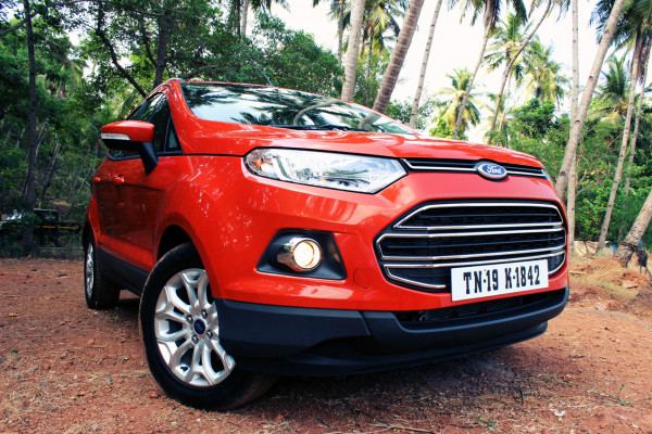 Ford EcoSport Expert Review, EcoSport Road Test - 116860 | CarTrade