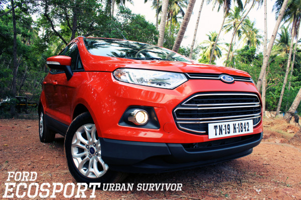 LIVE webcast of Ford EcoSport on CarTrade.com | CarTrade.com