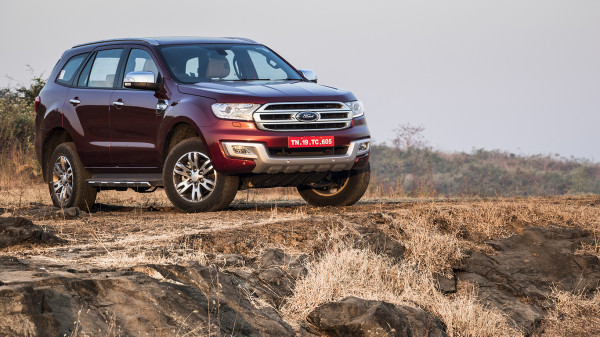 Ford Endeavour Expert Review, Endeavour Road Test - 206418 | CarTrade