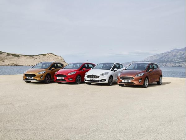 All-new Ford Fiesta revealed  | CarTrade.com