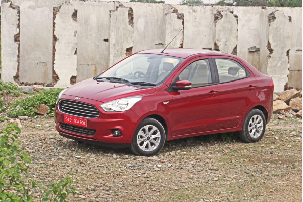 Ford Figo and Aspire Trend variants now get ABS and EBD | CarTrade.com