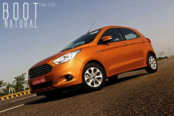 Ford Figo Expert Review, Figo Road Test - 206322 | CarTrade