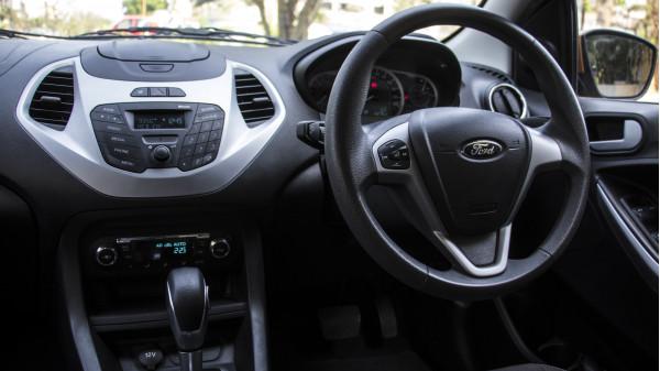 Ford Figo Titanium Ti-VCT Automatic Long Term Report 2 - CarTrade