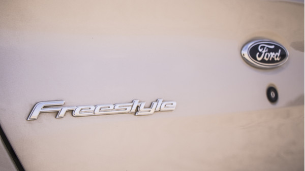 Ford Freestyle First Drive Review