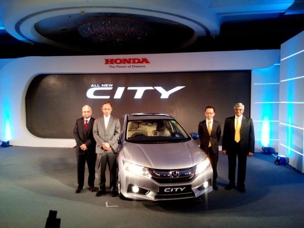 Fourth generation Honda City launched in Mumbai on January 8 | CarTrade.com