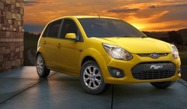 9) Ford Figo