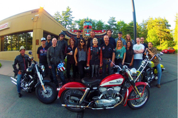Harley-Davidson celebrates 110th anniversary with kicking-off epic rides bridging East and West   CarTrade.com