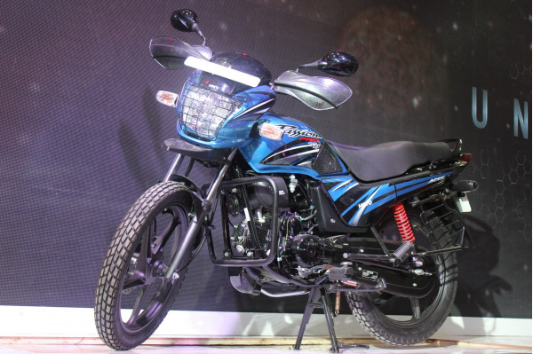 Hero Passion Pro TR makes unannounced entry in Indian market | CarTrade.com