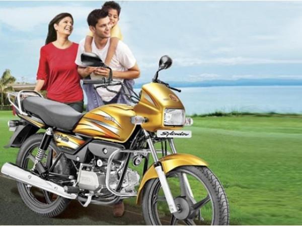 Hero launches Splendor Pro Gold at Rs 48,500 (ex-showroom Delhi)   | CarTrade.com