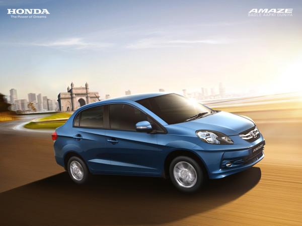Upcoming Honda Amaze CNG - What to expect? | CarTrade.com