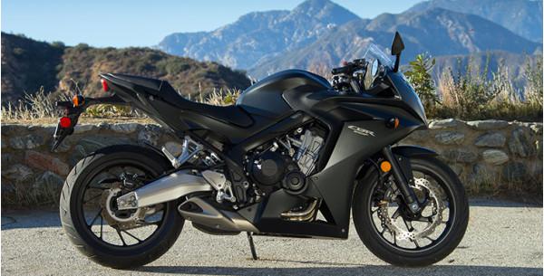 Honda to launch CBR650F sportsbike in India | CarTrade.com