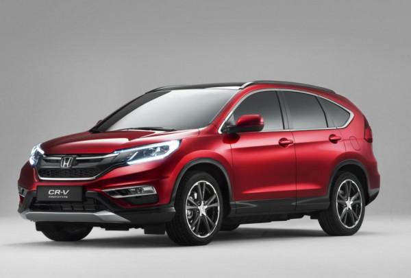 Honda CR-V facelift images revealed ahead of official debut at Paris Motor Show   CarTrade.com