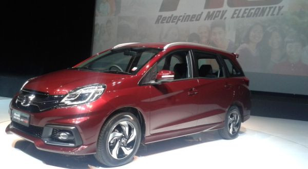 Honda Mobilio RS expected to be launched in September | CarTrade.com