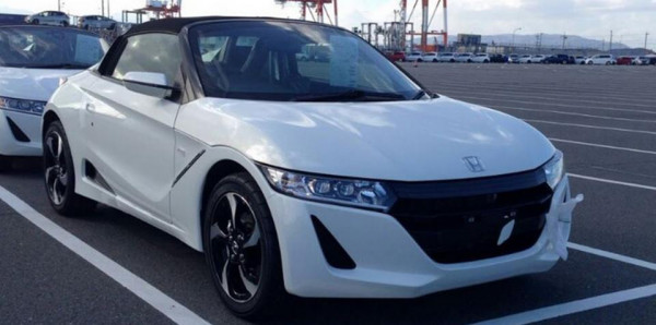 Production version of Honda S660 Roadster revealed | CarTrade.com