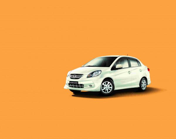 Honda Amaze Anniversary Edition to cost Rs 71,861 extra | CarTrade.com