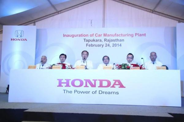 Honda opens new facility in Tapukara   | CarTrade.com