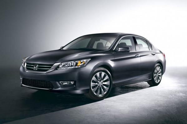 Honda discloses images and details of 2013 Honda Accord | CarTrade.com