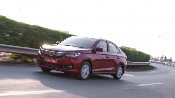 Second generation Honda Amaze launched in India at Rs 5.59 lakhs  | CarTrade.com