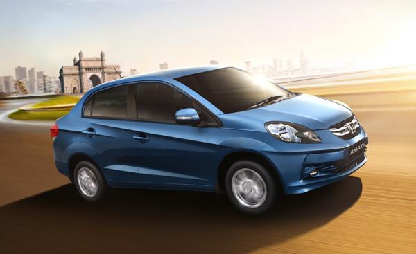 Honda Amaze sedan selling more than Brio and City in India | CarTrade.com