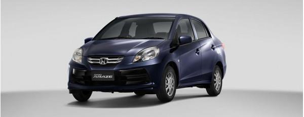 Honda Cars India to lure buyers with upcoming Amaze sedan | CarTrade.com