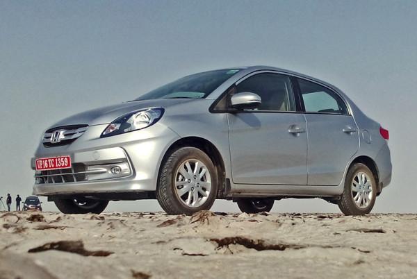 Honda Amaze VX (O) Review - CarTrade