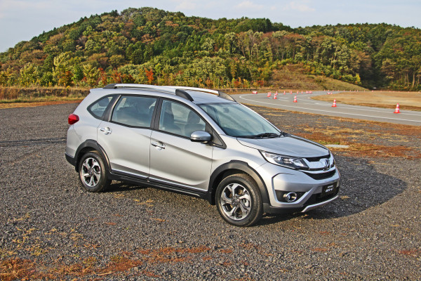 2016 Honda BR-V Review: First Drive - CarTrade