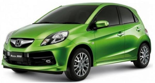 Honda gearing up to introduce sedan guise of Brio Diesel in India   CarTrade.com