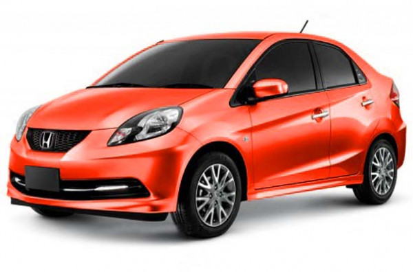 Honda to launch sedan version of bestselling hatchback Brio in 2013 | CarTrade.com
