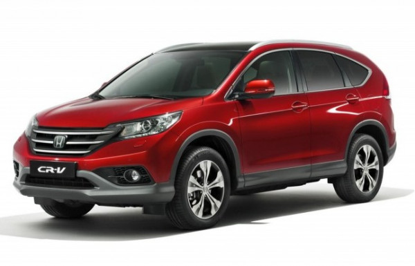 Honda CR-V battling it out with SsangYong Rexton in India   CarTrade.com