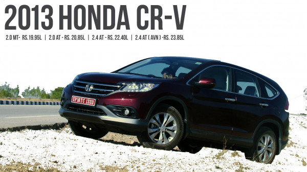 Honda India launches the new CR-V loaded with features | CarTrade.com