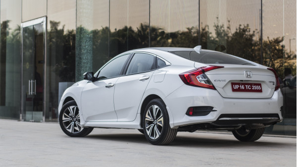 2019 Honda Civic First Drive Review