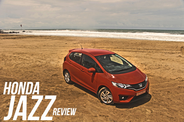 2015 Honda Jazz First Drive Review - CarTrade