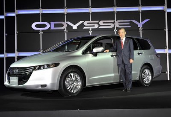 Honda Odyssey MPV can be a premium MPV for India | CarTrade.com
