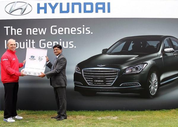Hyundai Motor India honours