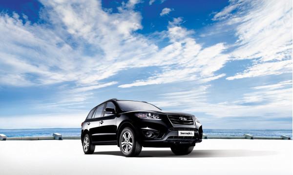 Hyundai Santa Fe to be showcased at the Auto Expo 2014 | CarTrade.com