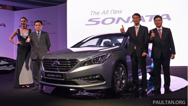 2015 Hyundai Sonata launched in Malaysia for Rs. 24.64 lakhs  | CarTrade.com