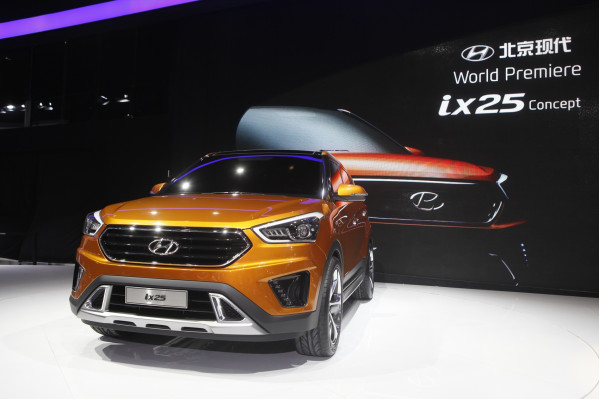 Hyundai ix25 compact SUV might launch during this year