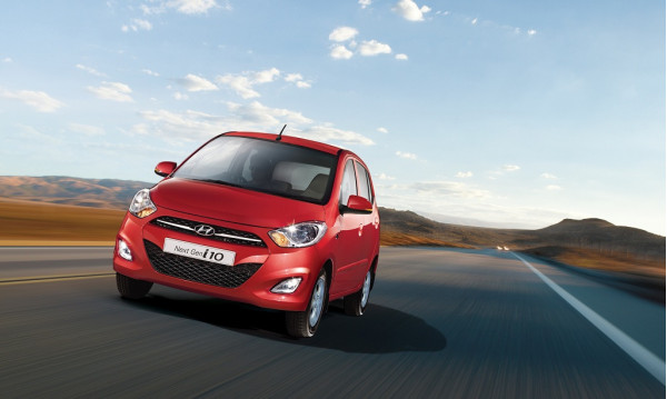 Hyundai i10 patent surfaces for the Chinese car market    CarTrade.com