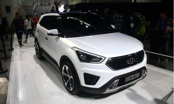 Hyundai Compact Suv And Crossover Launch In