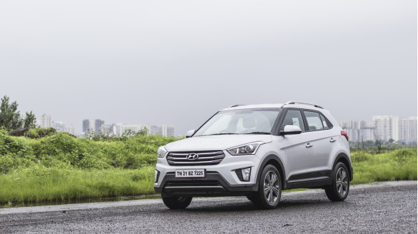 Hyundai Creta Expert Review, Creta Road Test - 206670 | CarTrade