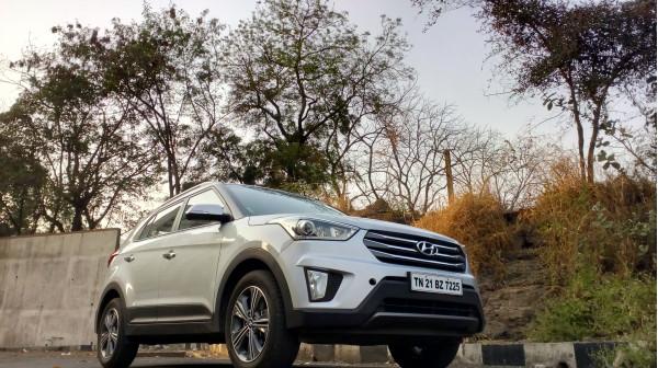 Hyundai Creta Expert Review, Creta Road Test - 206816 | CarTrade