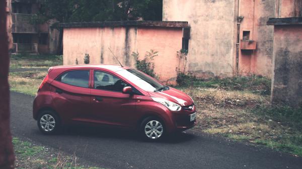 Hyundai EON 1L Images 9