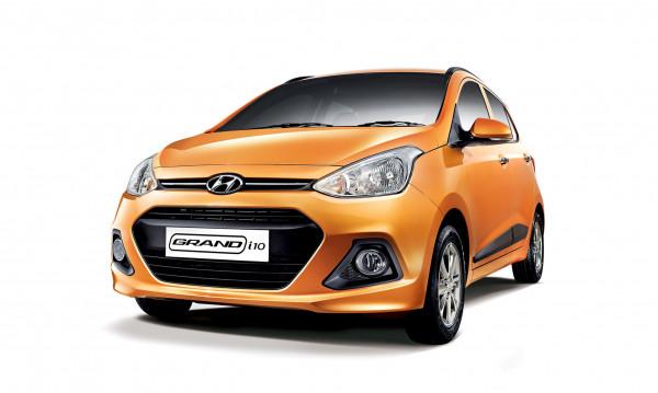 2) Hyundai Grand i10