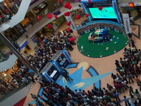 Hyundai organising live screening of 2013 ICC Champions Trophy matches | CarTrade.com