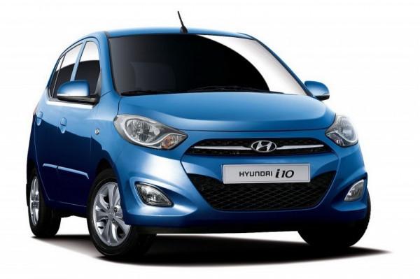 Next generation Hyundai i10 spied, to be officially unveiled at 2013 Frankfurt Motor Show | CarTrade.com