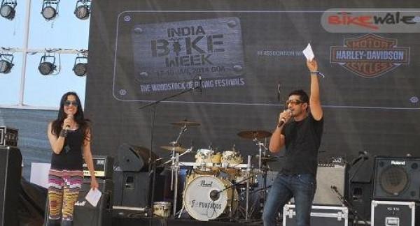 India Bike Week 2015 to be held in Goa on Feb. 20 and 21   CarTrade.com