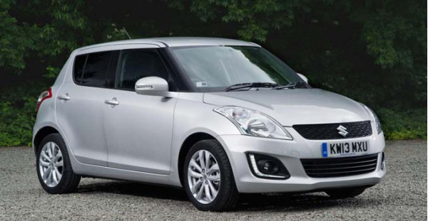 India-bound Swift facelift unveiled at 2014 Moscow Motor Show | CarTrade.com