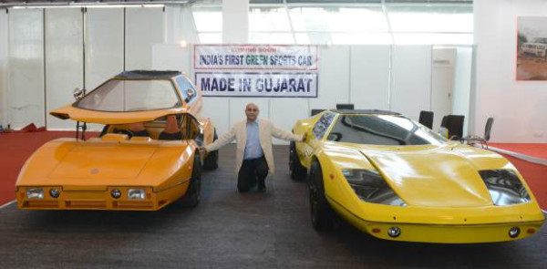 Indias First Electric Sports Car Super Nova Electric Vehicle - Sports cars in india