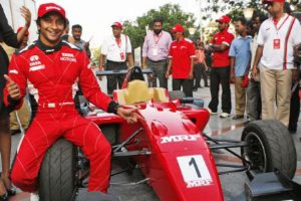 Indias racing structure to match with European counterparts soon: Narayan Karthikeyan | CarTrade.com