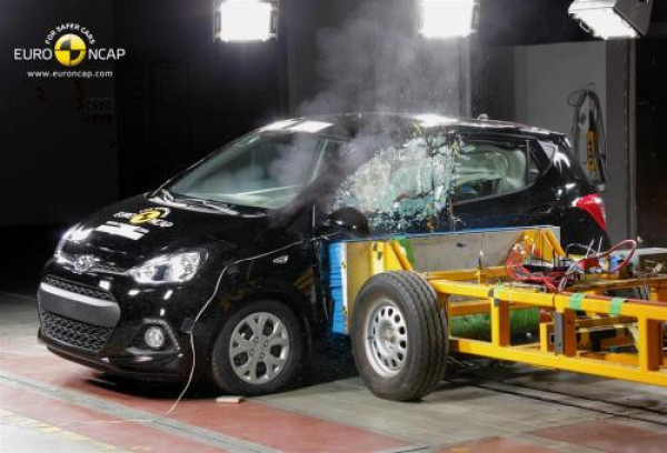 International bound Hyundai i10 gets 4-Star rating in Euro NCAP test | CarTrade.com